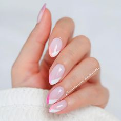 Fantabulous Pointy Nails Designs You Would Love to Have ❤ So Different French Tips for Pointed Nail Designs picture 1 ❤ Pointy nails can look scary and dangerous if you do not know the ways to handle them. Fear no more, we know the best designs to tame this shape! https://naildesignsjournal.com/pointy-nails-designs/  #nails #nailart #naildesign  #pointynails