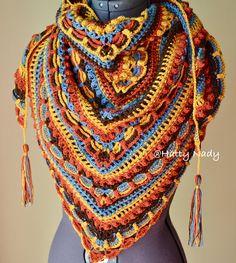 The Gypsy scarf or shawl