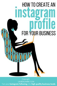 How to write an Instagram profile that will gain you followers. Growing an instagram account, tips, strategy, recommendations, social media, marketing.