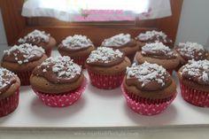 coco cupcakes , chocolate Mystix's lifestyle: RECETAS