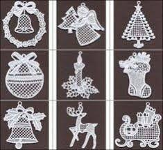 Resultado de imagen para machine embroidery | daffodil machine embroidery design in free standing lace technique.