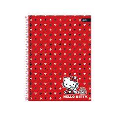 Caderno Hello Kitty - Naipes 2