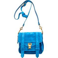Barney's summer handbag
