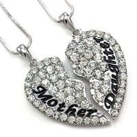 I think you'll like Eloi Jewelry Mother and Daughter Necklace Best Friend Pendant Necklace Gift. Add it to your wishlist!  http://www.wish.com/c/53da0e7b4497c56c96a538b6