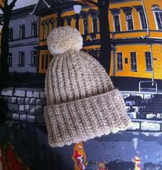 Sunday Morning, Knit Beanie, Headbands, Knitted Hats, Knit Crochet, Winter Hats, Mornings, Diy Crafts, Knitting