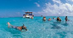 Grand Cayman, Cayman Islands --lovedswimming with the Rays!!