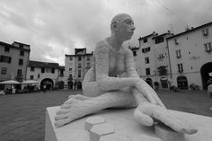Luca Sculpture  Italy