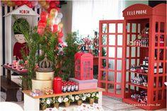 London Birthday Party via Karas Party Ideas | KarasPartyIdeas.com #london #birthday #party (29)