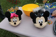 "Photo 7 of 50: Mickey Mouse Clubhouse or Minnie Mouse / Birthday ""Rylee's 1st Birthday"" 
