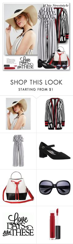"""""""Zaful Fashion162"""" by sneky ❤ liked on Polyvore featuring ASOS, MAC Cosmetics, polyvoreeditoria and zaful"""