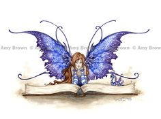 Fairy Art Artist Amy Brown: The Official Online Gallery. Fantasy Art, Faery Art, Dragons, and Magical Things Await. Fantasy Kunst, Fantasy Art, Dragons, Elfen Fantasy, Amy Brown Fairies, Kobold, Design Floral, Fairy Pictures, Gnome