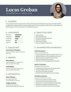 Resume Online Template Calamarresumetemplatethumb 400×560  Amazing Wonders