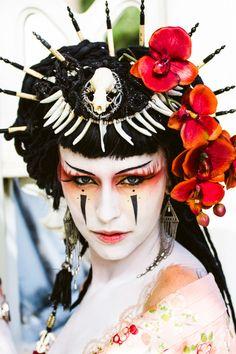 geisha punk