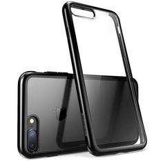 iPhone 7 Plus Case Scratch Resistant i Blason Clear Halo Series Black New   Cell Phones & Accessories, Cell Phone Accessories, Cases, Covers & Skins   eBay!