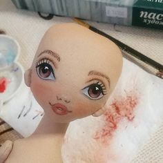 1 million+ Stunning Free Images to Use Anywhere Doll Face Paint, Doll Painting, Pretty Dolls, Beautiful Dolls, Doll Eyes, Bear Doll, Sewing Dolls, Soft Dolls, Doll Crafts