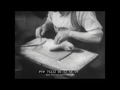 1930s FILM SHOEMAKER MAKES SHOES BY HAND GERMAN EDUCATIONAL MOVIE 75222 - https://www.youtube.com/watch?v=vi2ZGXEpAVw