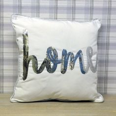 Diamante Embroidered Silver Home Linen Ready Filled Cushion Scatter Cushions, Living Room Modern, Home Accessories, Bed Pillows, Room Ideas, Lounge, Classy, Colours, Interior Design