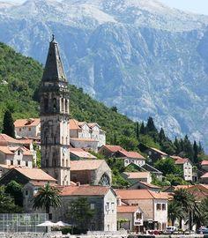 Perast, Montenegro- a beautiful, peaceful place!