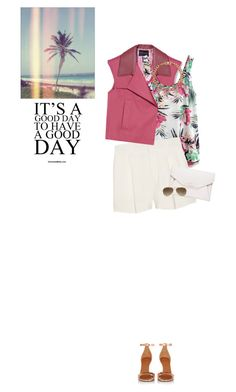 Sem título #770 by jessicabrasil on Polyvore featuring mode, H&M, Pedro Lourenço, Chloé, Givenchy and Ray-Ban