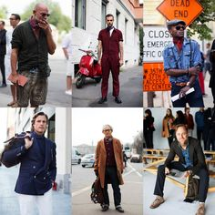 If You're Thinking About….. Neckerchiefs « The Sartorialist