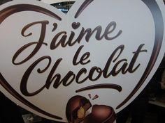 1 J'AIME LE CHOCOLAT