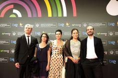 JURADO PREMIO KUTXA NUEVOS DIRECTORES Karel Och, Sophie Mirouze, Carmen Cobos, Marina Stavenhagen, Oskar Alegria