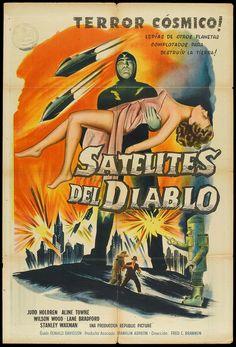 Spanish language sci-fi