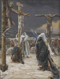 Jesus Christ: Extraordinary painting depicting Our Lord's most painful Death on…