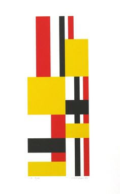 Jo Niemeyer - DAN II (yellow-black)