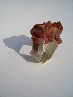 PAUL BEELEN-NL Contemporary jewelry design ring 2007
