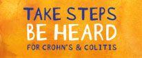 CCFA = Crohn's & Colitis Foundation of America