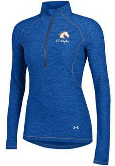 Product: Under Armour University of Texas at Arlington Mavericks Women's Tech 1/4 Zip Pullover Top