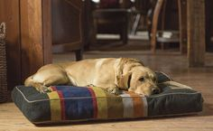 Just found this Orvis Badlands Fleece Dog Bed - Badlands National Park Dog Bed -- Orvis on Orvis.com!