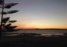 Smoke on the water, Redcliffe, Qld  Taken 2013