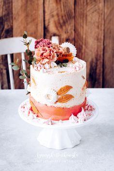 No Bake Desserts, Vanilla Cake, Snacks, Baking, Dessert Ideas, Food, Appetizers, Bakken, Essen