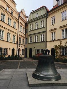 Warsaw old town. Warsaw, Poland   Warsaw : a city review  #Warsaw #Poland Warsaw Old Town, Warsaw Poland, Beautiful Places, City, Travel, Inspiration, Voyage, Biblical Inspiration, Viajes