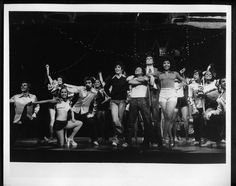 Vintage 1973 John Gavin Michele Lee Seesaw Broadway Theatre Musical Photo 2 | eBay
