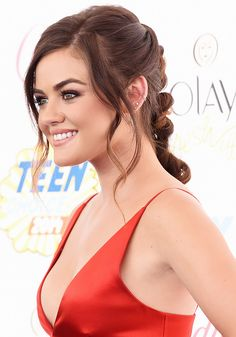 Happy Birthday, Lucy Hale! Her Best Beauty Moments, Ever via @ByrdieBeautyUK