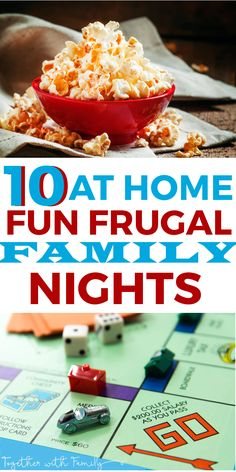 10 At Home Fun Frugal Family Nights · Homebody - 10 At Home Cheap Family nights to enjoy with your family. Family Movie Night, Family Movies, Family Games, Family Activities, Summer Activities, Indoor Activities, Indoor Games, Therapy Activities, Bonding Activities