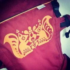 Mintamókus - egyedi óriás #Magyarinda #csatos #babahordozo #ssc #orias Kanken Backpack, Bags, Women, Handbags, Bag, Totes, Hand Bags, Woman