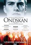 Ondskan (Evil) by Mikael Håfström. Quite disturbing. Evil depicts man's inhumanity to man in the worst of ways. Very good movie from Sweden.