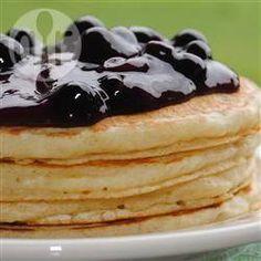 Foto de la receta: Hot cakes con jocoque