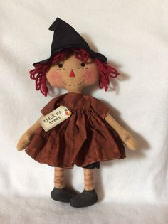 Cathyraggedy little witch