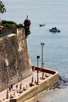 ☀Puerto Rico☀ - Paseo de la Princesa, Old San Juan