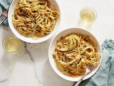 Spaghetti Aglio E Olio Recipe | Ina Garten | Food Network