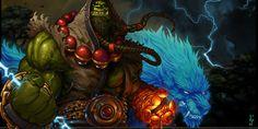 World Of Warcraft Shaman Thrall