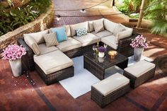 Primp Your Patio: Creating an Outdoor Oasis — American Signature Furniture | Apartment Therapy
