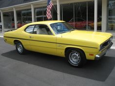1970 Plymouth Duster Maintenance/restoration of old/vintage vehicles: the material for new cogs/casters/gears/pads could be cast polyamide which I (Cast polyamide) can produce. My contact: tatjana.alic@windowslive.com