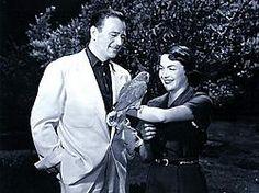 Esperanza Baur Díaz (born Esperanza Díaz Ceballos; c. 1924 – March 11, 1961) was a Mexican actress, and was the second wife of John Wayne from 1946-1954.