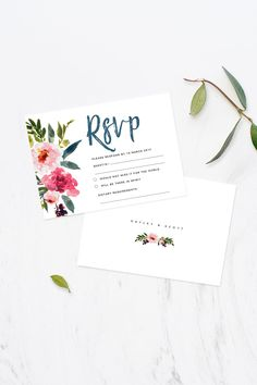 Floral Wedding RSVP Card Printable Template Watercolor Response Card Peony Enclosure Card Instant Do This RSVP card is part of our full wedding suite with printable templates featuring beautiful watercolour pink and blush. Wedding Rsvp, Wedding Suite, Floral Wedding, Wedding Signage, Wedding Programs, Printable Wedding Invitations, Wedding Invitation Suite, Invitation Templates, Wedding Stationery